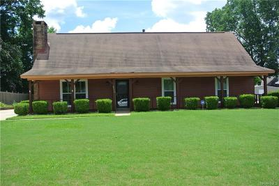 Montgomery Single Family Home For Sale: 5013 George Green Drive W