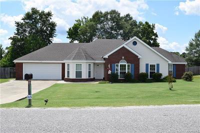 Prattville AL Single Family Home For Sale: $189,000