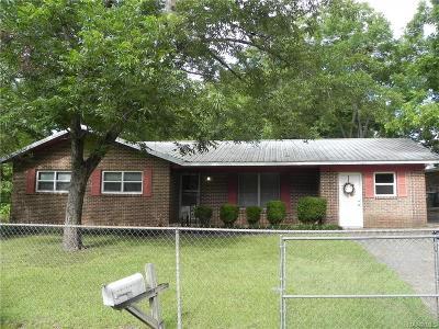 Enterprise Single Family Home For Sale: 429 Grimes Street