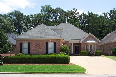 Montgomery Single Family Home For Sale: 9831 Bent Brook Drive