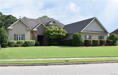 Montgomery Single Family Home For Sale: 8818 Marsh Ridge Drive