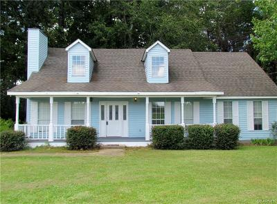 Tallassee Single Family Home For Sale: 129 Southern Pine Street