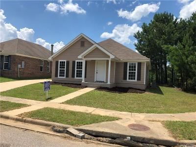 Tallassee Single Family Home For Sale: 95 Cottage Hill Court