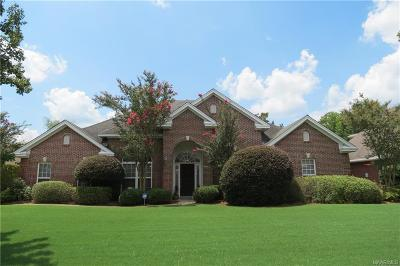 Montgomery Single Family Home For Sale: 8363 Chadburn Crossing