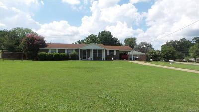 Prattville Single Family Home For Sale: 603 Mimosa Road