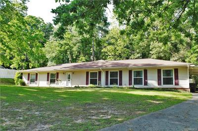 Enterprise Single Family Home For Sale: 507 Hickory Bend Road