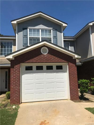 Enterprise Condo/Townhouse For Sale: 122 S Spring View Drive
