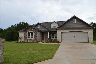 Enterprise Single Family Home For Sale: 1102 Legacy Drive