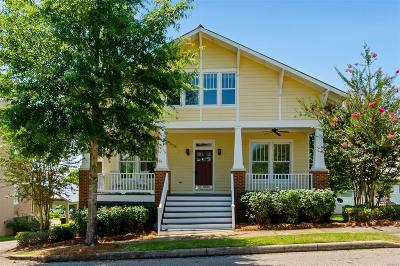 The Waters Single Family Home For Sale: 11 Mystic Moss Street