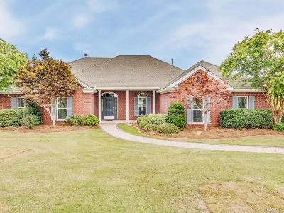 Montgomery Single Family Home For Sale: 7201 Anna Rose Drive