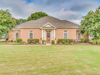 Montgomery AL Single Family Home For Sale: $259,900