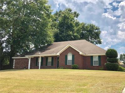 Deatsville Single Family Home For Sale: 400 Richfield Road