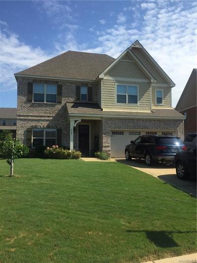 Prattville Single Family Home For Sale: 225 Kendrick Way