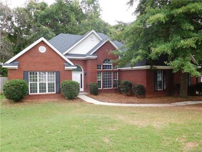 Wetumpka Single Family Home For Sale: 281 Hickory Place