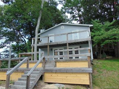 Titus Single Family Home For Sale: 210 Hickory Road