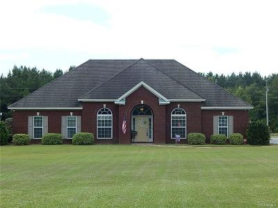 Wetumpka Single Family Home For Sale: 115 Hope Road