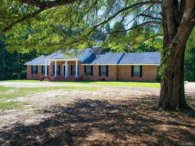 Tallassee Single Family Home For Sale: 14855 Redland Road
