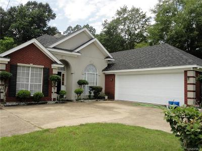 Montgomery Single Family Home For Sale: 6340 Sycamore Drive