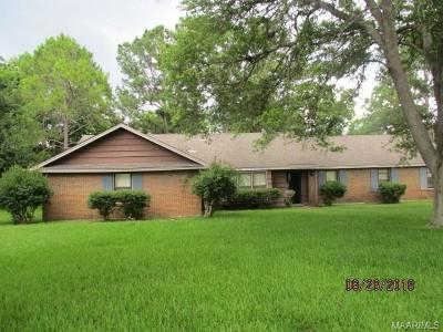 Montgomery Single Family Home For Sale: 3458 Fernway Circle