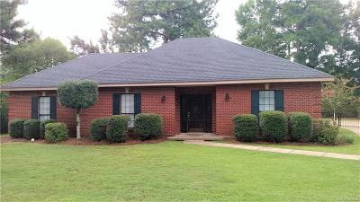 Montgomery Single Family Home For Sale: 618 Mary Ann Drive