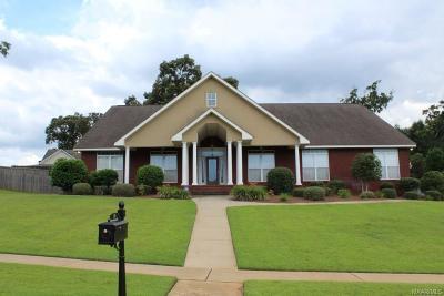 Enterprise Single Family Home For Sale: 16 Piedmont Place