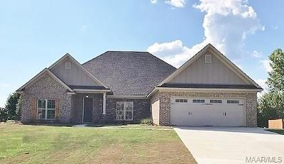Breckenridge Single Family Home For Sale: 1106 Timber Gap Crossing