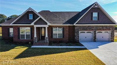 Enterprise Single Family Home For Sale: 279 County Road 754