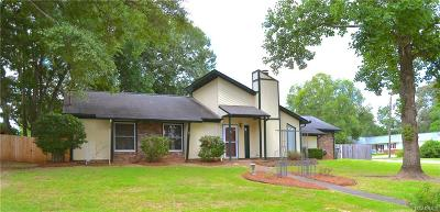 Enterprise Single Family Home For Sale: 100 Cahaba Drive