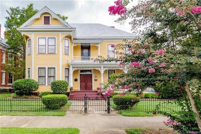 Selma Single Family Home For Sale: 331 Church Street