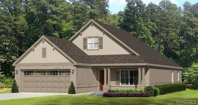 Prattville Single Family Home For Sale: 1015 Allison Drive