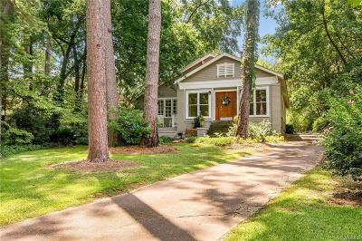 Montgomery Single Family Home For Sale: 712 Park Avenue