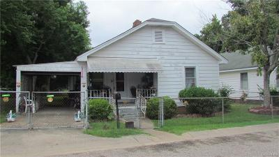 West Wetumpka Single Family Home For Sale: 68 Clark Street