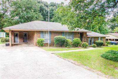Millbrook Single Family Home For Sale: 3690 Jackson Road