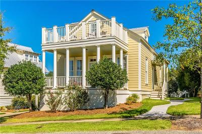 The Waters Single Family Home For Sale: 52 Ring Around Road