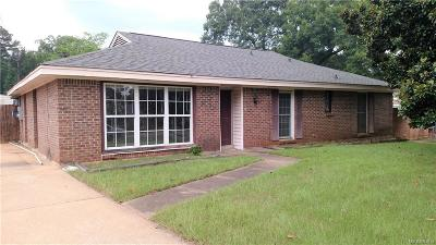 Montgomery Single Family Home For Sale: 301 Bowling Green Drive