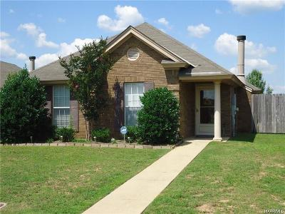 Montgomery Single Family Home For Sale: 8845 Jamac Lane