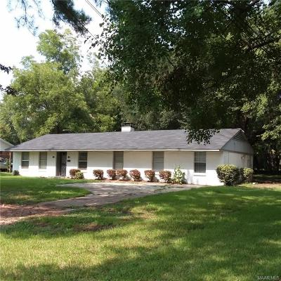 Montgomery Single Family Home For Sale: 2825 S Colonial Drive
