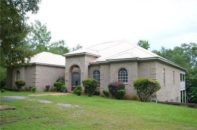 Selma Single Family Home For Sale: 3325 County Road 63