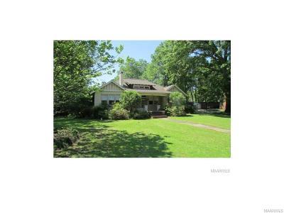 Cloverdale Single Family Home For Sale: 1904 Ridge Avenue