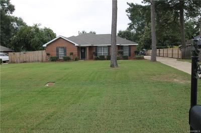 Pike Road Single Family Home For Sale: 1048 Stableway Road