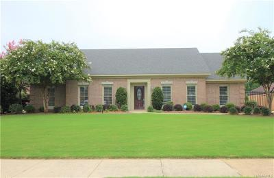 Montgomery Single Family Home For Sale: 2125 Short Line Drive