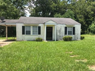 Selma Single Family Home For Sale: 2111 Forrest Street