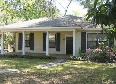 Cloverdale Single Family Home For Sale: 1230 Woodward Avenue