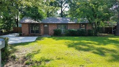 Millbrook Single Family Home For Sale: 2710 Branchway Drive