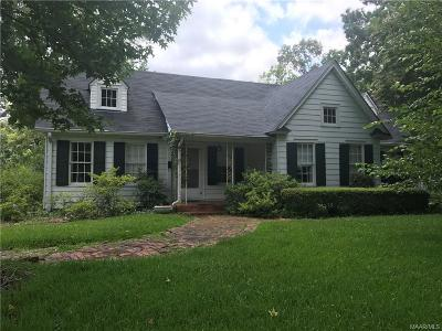 Selma Single Family Home For Sale: 2101 N Church Street N