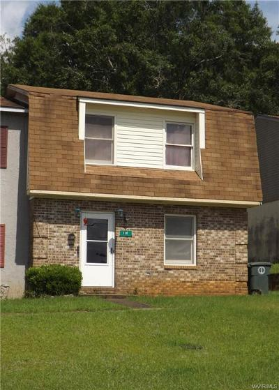 Enterprise Condo/Townhouse For Sale: 110 Colony Drive