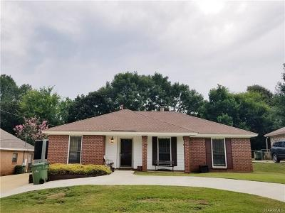 Montgomery Single Family Home For Sale: 2940 Willow Lane Drive