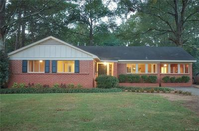 Montgomery Single Family Home For Sale: 941 Parkwood Court