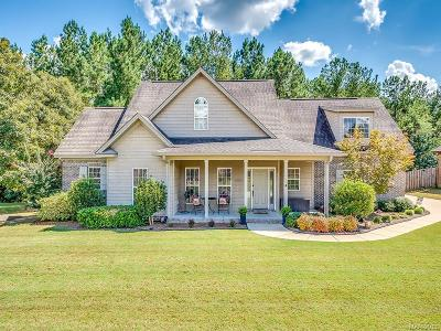 Brookwood Subdivision Single Family Home For Sale: 99 Southern Hills Ridge