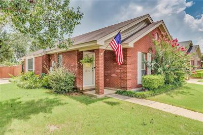 Montgomery Single Family Home For Sale: 6896 Brownwood Lane